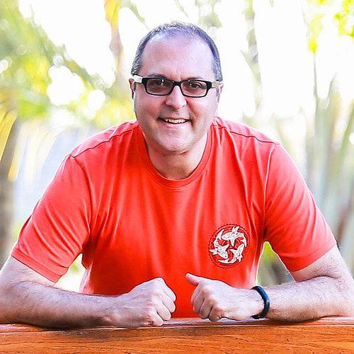 portrait of Mark Sabalauskas